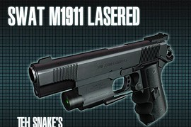 SWAT M1911 Lasered (ON OFF)