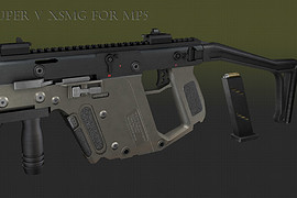 Kriss_Super_V_XSMG(MP5)