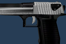 Desert Eagle Default Two-Toned Reskin