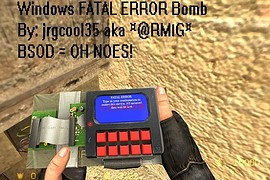 c4 windows fatal error