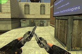 CP Two Revolvers from HL2