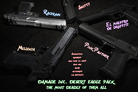 Damage Inc. Desert Eagle