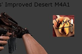 yams improved desert m4a1