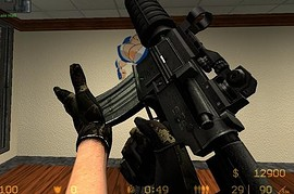 Laser_Dot_Sight_M4A1