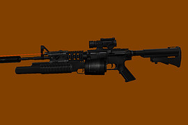 M4A1 Assault Chain