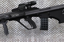 Steyr AUG A3 With Eotech 557