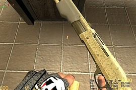 Reno gold dust camo