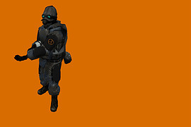 HL2 Beta Combine rebel