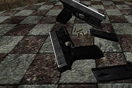 Urban Warfare Series Glock 18