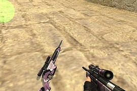 Pink Scout