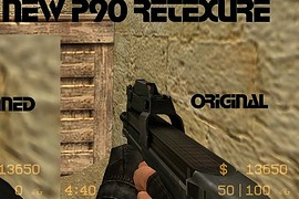 New looking p90