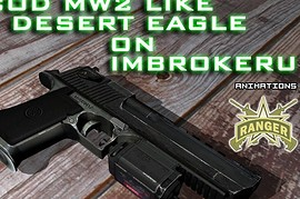 MW2 Like Desert Eagle