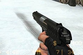 TT-33 Desert Eagle Replacement