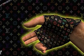 Black_Louise_Vuitton_Gloves
