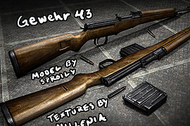 Gewehr_43_(new_model)