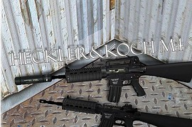 Heckler And Koch M4 Carbine