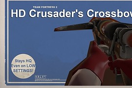 Crusader's Crossbow HD