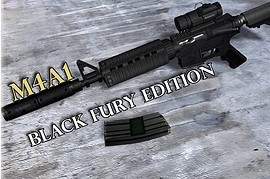 M4BF - Black Fury Edition