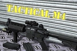 Tactical M4 Replacement