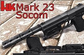Mark23 0.45 Socom On KF Anims