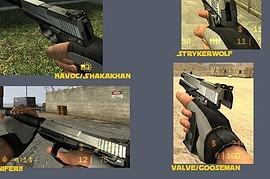 USP Tactical And Match