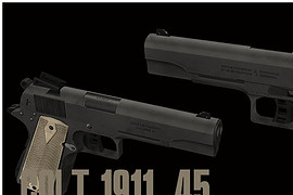 Colt 1911 Reanimated