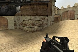 Ank__CJ_s_M4A1_+_Default_Animations