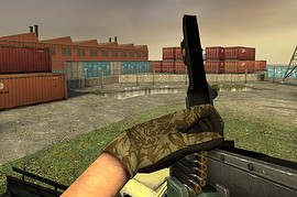 Happy_Camperґs_British_Desert_Camo_Gloves