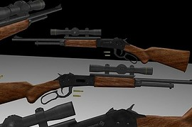 Winchester Model 94 Timber Scout