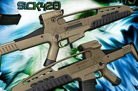 Xm8 anims -sick420