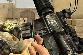 Splinters_M4A1_With_Desert_Camo