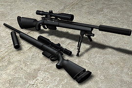 Smith M24 Tactical