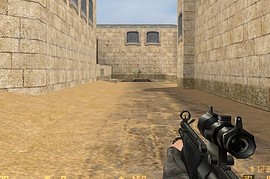 Scoped MP5