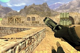Lonewolf s Desert Eagle on Bobito Pawner23 anims