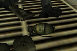 High Explosives M61 Frag Grenade