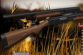 Remington 870AE Wingmaster