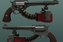 The Twenty-Six Shooter