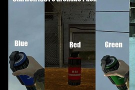 Starwolf1991's Grenade Pack