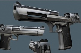 Desert Eagle (ALL ANIMS)