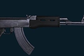 AK 47 Model Alteration