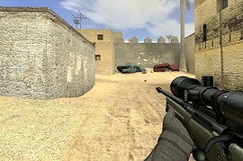 Scout with AWP