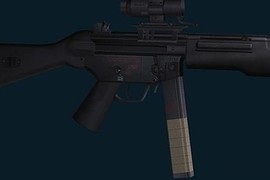 MP5 10 (w aimpoint)