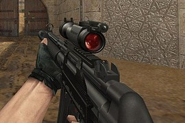 z7 mp5sd aimpoint