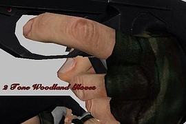 Two-tone_WoodLand_Gloves
