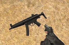 Nano MP5 (Hav0c anims for CZ)