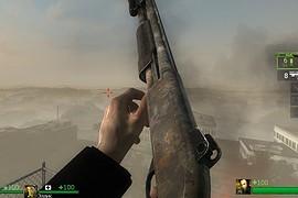 ShotGun_Chrome_Camouflage_(L4D2)