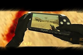 PSP C4 Reskin by MaverixX