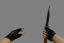 Knife Normal & Wood