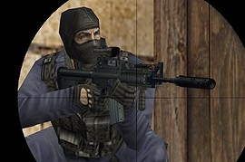 Angel s M4A1 With Acog And AN