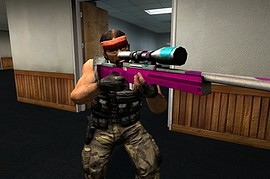 Bubblegum AWP, For the Ladies